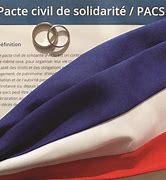PACTE CIVIL DE SOLIDARITE (PACS)