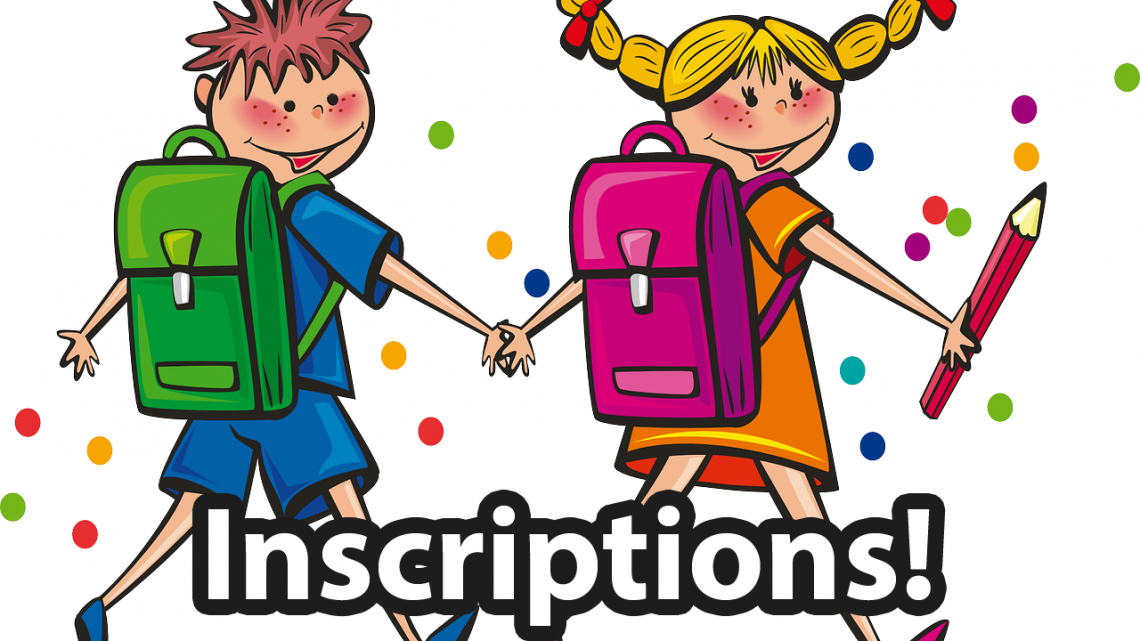 INSCRIPTIONS ECOLE MATERNELLE RENTREE 2021 / 2022