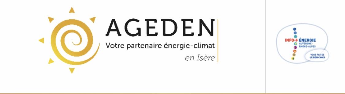 INFO ÉNERGIE DE L'ISERE